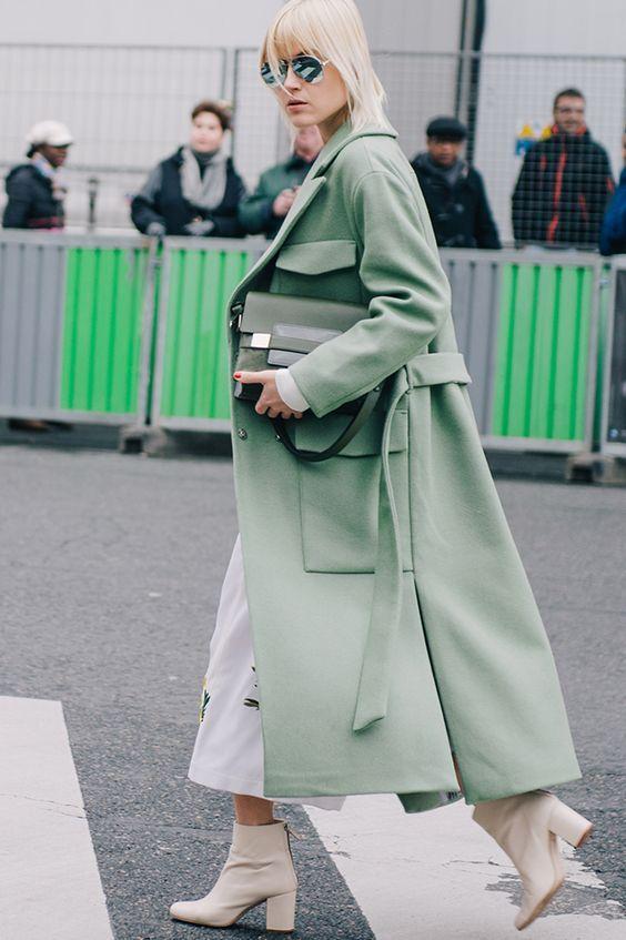 coat kabát štýl style fashion móda trends trendy dámska móda womenswear winter zima outfit oblečenie clothes