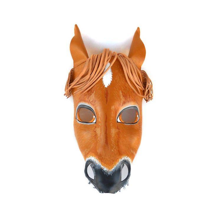 Лошадь маска картинка для детей