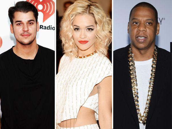 "Rita Ora Talks Rob Kardashian and ""Boinking"" Jay Z! Click to See What She Had to Say!"