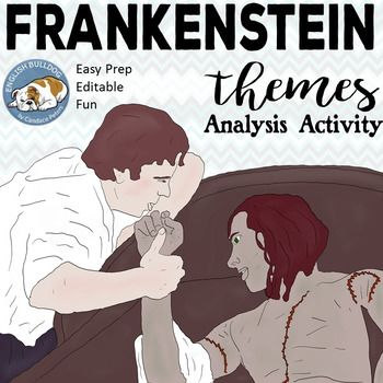 an analysis of the story of frankenstein by mary shelley Frankenstein by mary shelley deals with the varieties of themes, giving the novel  a possibility of diverse interpretations the major themes found in this novel are.