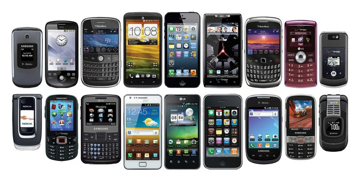 GRC Recycling: Donate Cell Phones
