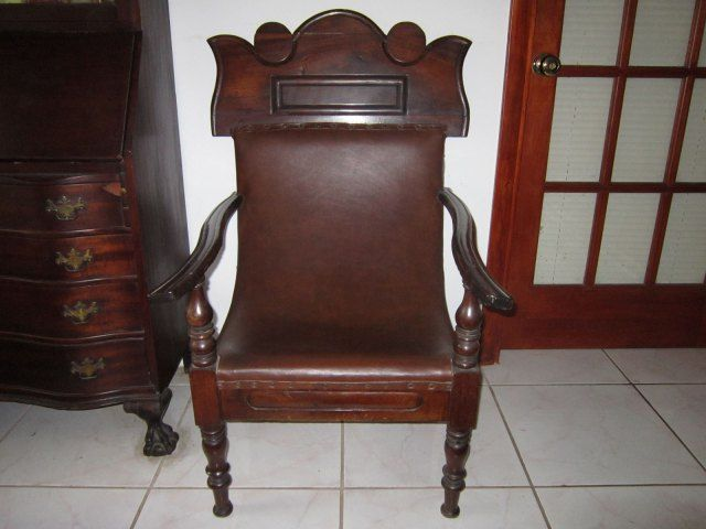 18th Century British Colonial Planters Chair for Lady from Jamaica, West Indies - Art, Antiques and Appraisals