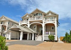 Good Day Sunshine - ER004 is an Outer Banks Oceanfront vacation rental in Pine Island Reserve Corolla NC that features 12 bedrooms and 12 Full 2 Half bathrooms. This rental has a private pool, an elevator, and a pool table among many other amenities. Click here for more.