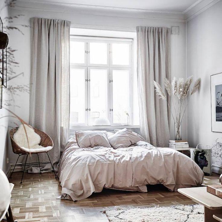 Room Redo Small Cozy Nordic Studio Bedroom Simple Bedroom Bedroom Interior Scandinavian Design Bedroom