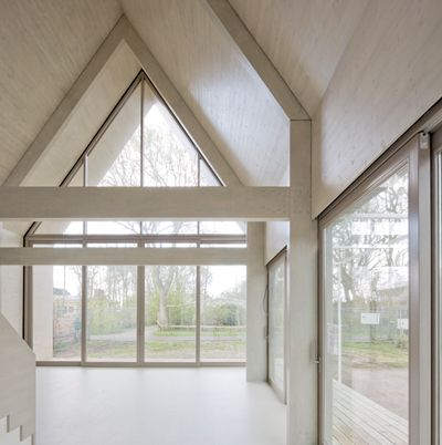 MIR architecten (Project) - huis JS - architectenweb.nl // moderne schuur, strakke details