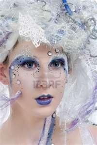 Snow Fairy for halloween