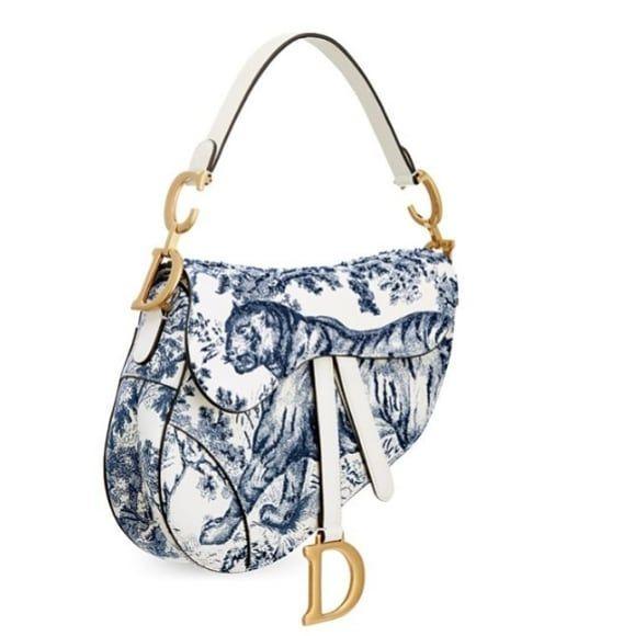 231258d7c5 Dior Saddle bag Toile de Jouy comming soon | toile de jouy in 2019 ...