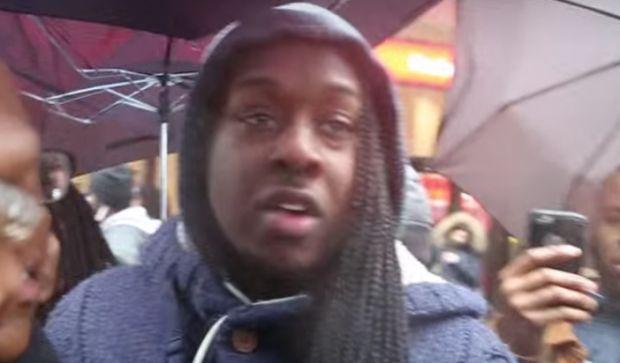 ENTERTAINMENT Black Lives Matter Protester Warns TheBlaze of the Coming 'Race War' Feb. 17, 2016 8:16amJosiah Ryan