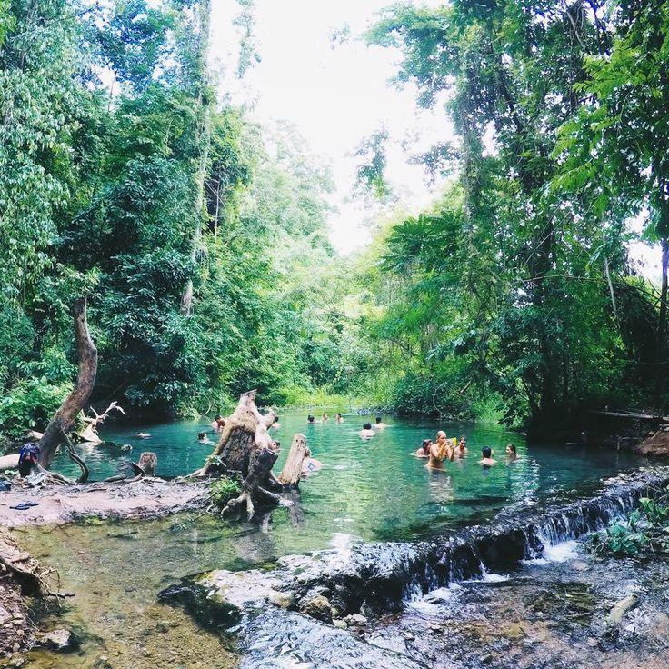 Pai | Thailand | Hotsprings
