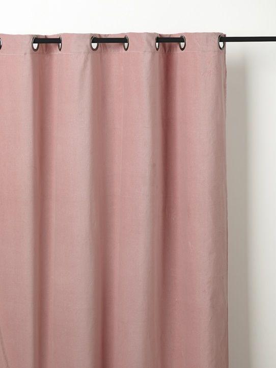 Les 25 meilleures id es de la cat gorie rideaux oeillets sur pinterest tissu de rideau - Rideau campagnard ...