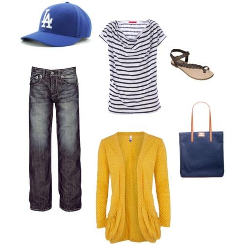dodgers!: Dodgers Baseball, Baseball Clothing, Day Outfit, Games Outfit, Baseball Seasons, Dodgers Hats, Dodgers Outfit, Cute Outfit, Baseball Games