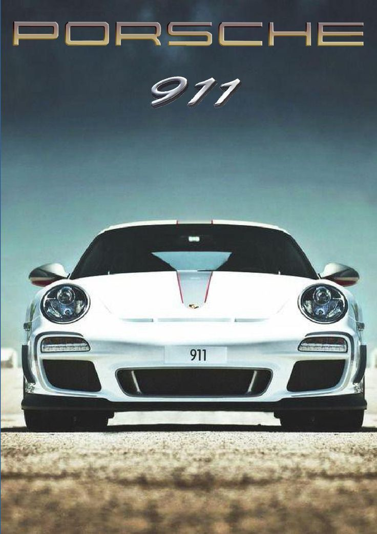 PORSCHE  911  Photos collected by Susi Iglesias via  Pinterest Dedicated to my friend Valen and his passion for    cars.