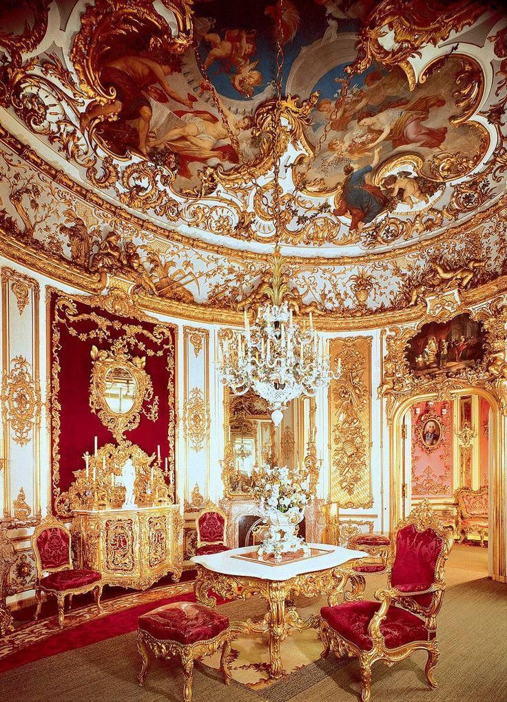 Image Result For Inside Neuschwanstein Castle Pictures Interiorplants Linderhof Palace Castles Interior Palace Interior