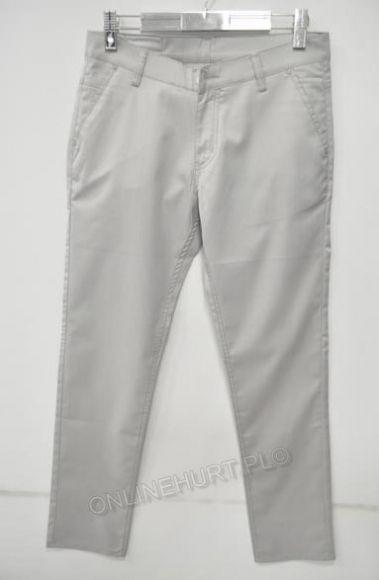 Spodnie Męskie Wizytowe Artista 299  _E1 (30-38) szare