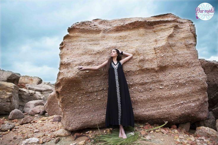 Kaftan Fouzia・Salt in the air Sand in my hair lookbook