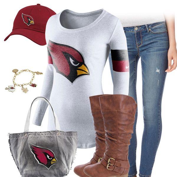 Arizona Cardinals Outfit