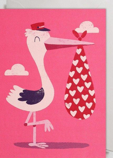 Monster Riot - Stork Pink