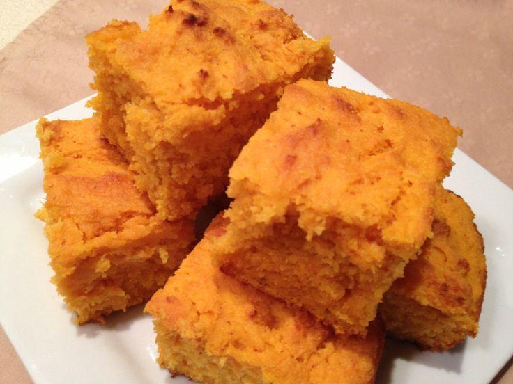 sweet potato cornbread | Cakes Brownies & Cupcakes | Pinterest