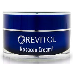 Skin Care Products - Revitol Rosacea Cream - For years, there has been no effective treatment for Rosacea available over-the-counter. If you wanted to eliminate the redness, the visible veins and the irritation cause by Rosacea you'd have to turn to expensive cosmetic procedures and laser therapy to get the red out of your face. That used to be true, but it's no longer the case.  www.revitol.co.uk