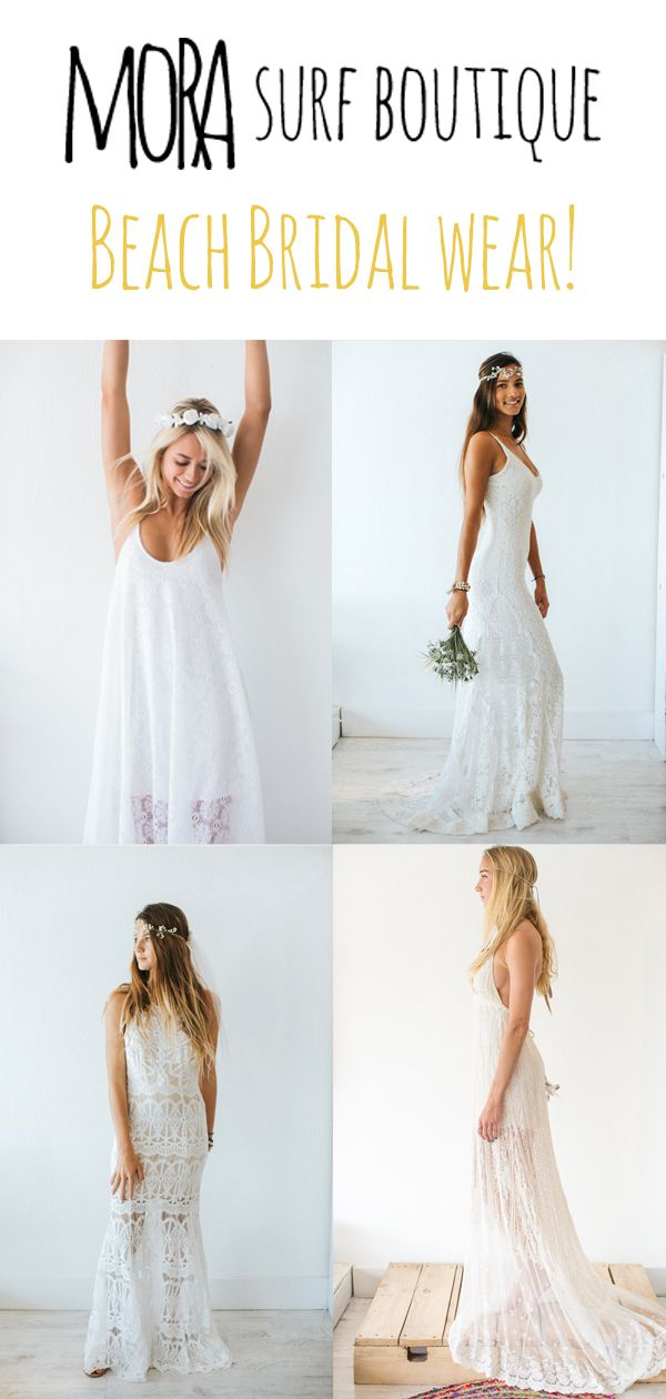 Beach Wedding Dress Bridesmaid Dresses And Wedding Accessories
