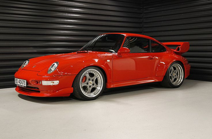 1996 (1995-98 production) PORSCHE 911 993 GT. The GT is the street version of the GT2 & the most highly prized in the 993 line.