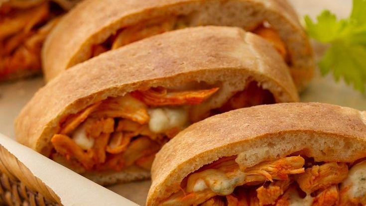 Buffalo Chicken Stromboli: Sandwiches, Pizza Crusts, Recipes, Buffalo ...