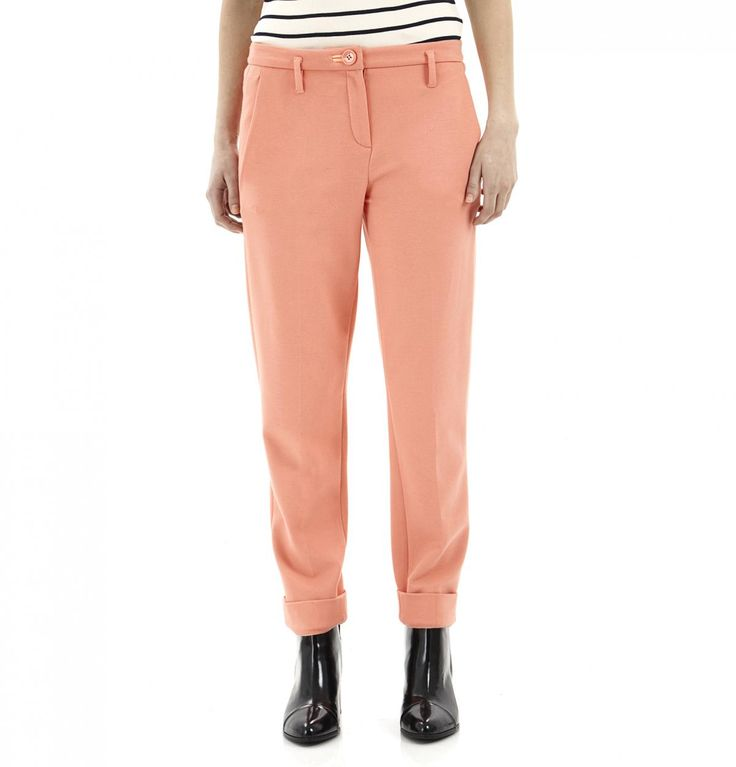 Coral Technical Trousers
