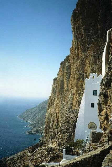 Amorgos island, Cyclades Greece!
