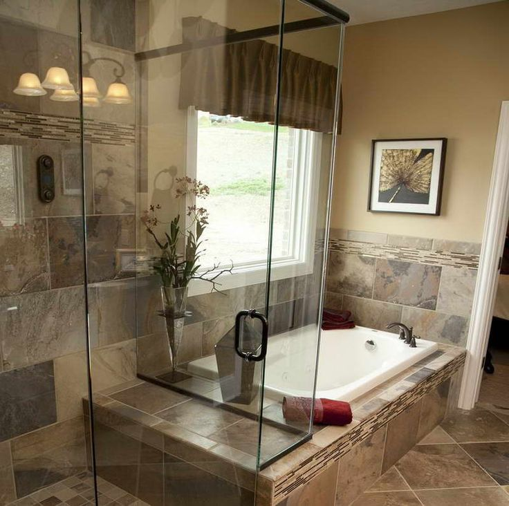 tile around window in shower | Bathroom Ideas with Tile And Window Glass