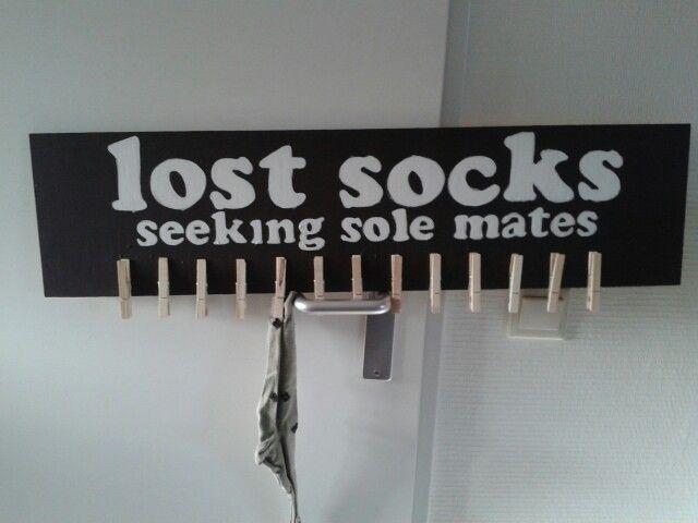 Oplossing losse sokken