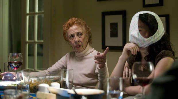 Ann Morgan Guilbert a 87 ans, elle a fait quelques apparitions à la télé et au cinéma