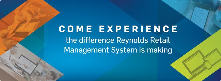 Experience Reynolds Retail Management System | Road Shows