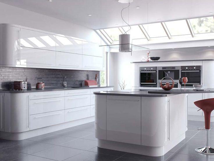 Vivo Kitchen - Contemporary Kitchens