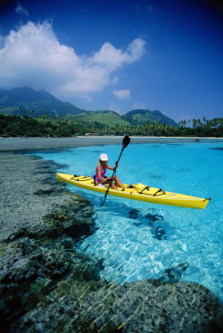 If you're obsessed with kayaking you need to visit Kadavu Island, Fiji: http://www.aol.com/article/2016/03/10/attention-adventurers-these-are-the-best-places-to-go-for-the-a/21325333