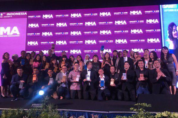 Unilever Dominasi Penghargaan Pemasaran Mobile SMARTIES Indonesia Awards 2016 - Info Komputer