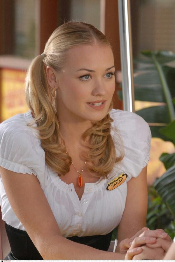 Yvonne Strahovski as Sara walker_chuck | People that i ...