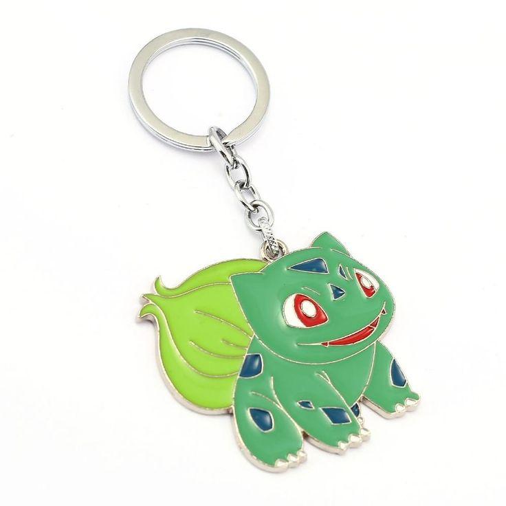 POKEMON Bulbasaur Keychain //Price: $9.00 & FREE Shipping //     #manga #animes #movie #onlinestore #fans #movies