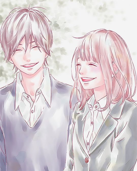 Naho and Kakeru
