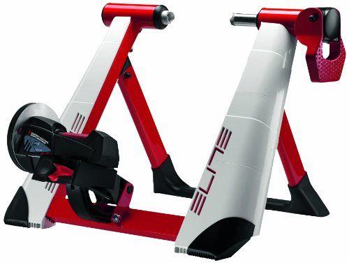 Elite Novo Force Elastogel – Rodillo para bicicleta -