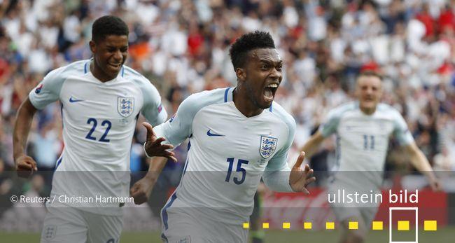 England - Wales 2:1 | Gruppe B in Lens  am 16. Juni 2016