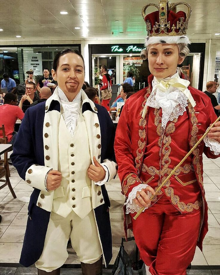 Hamilton Halloween costume!!!