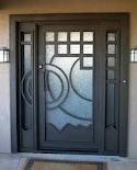 como decorar un patio pequeño interior - Buscar con Google: Doors, Puertas Exterior, Search, Pequeño Interiors, One Gates, Gates, Con Google, Puertas Hierro