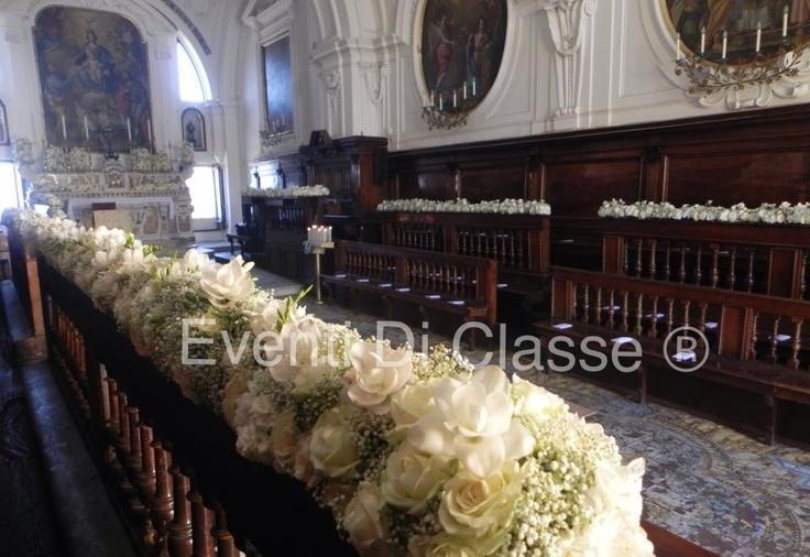 Chiesa Matrimonio - Eventi Di Classe - Rosy Fusillo