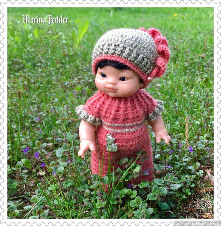 Комбинезон для пупсика / Мастер-классы, творческая мастерская: уроки, схемы, выкройки для кукол / Бэйбики. Куклы фото. Одежда для кукол