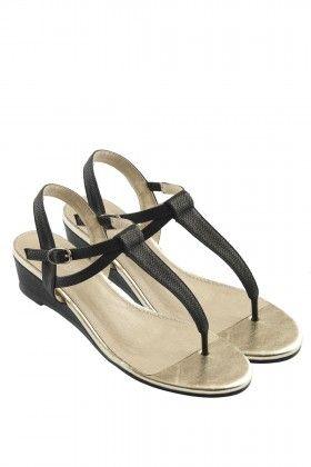 Twigy Tw Lacey Siyah Sandalet: Lidyana.com