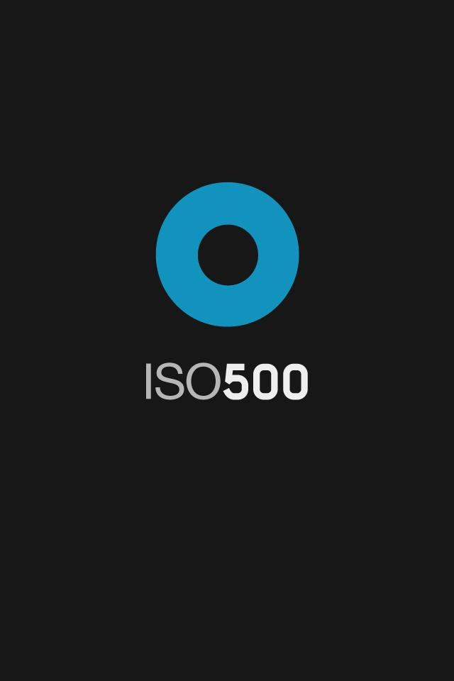 ISO500 - Cover_iOS帕特恩