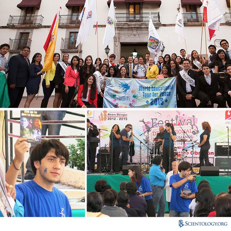 The 1st Latin American Human Rights Summit in March 2015 stressed the importance of human rights education to raise awareness and mobilize activity against human trafficking and other human rights abuses. The event was co-organized by Youth for Human Rights Mexico, the Scientology organizations of Mexico and the 12th annual Youth for Human Rights International World Educational Tour.