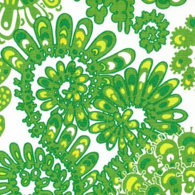 Dagmar Green Wide Width
