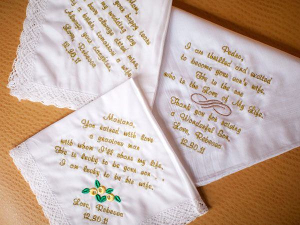 25 Ways To Give Thanks At Your Wedding Sweet IdeasFun IdeasGift