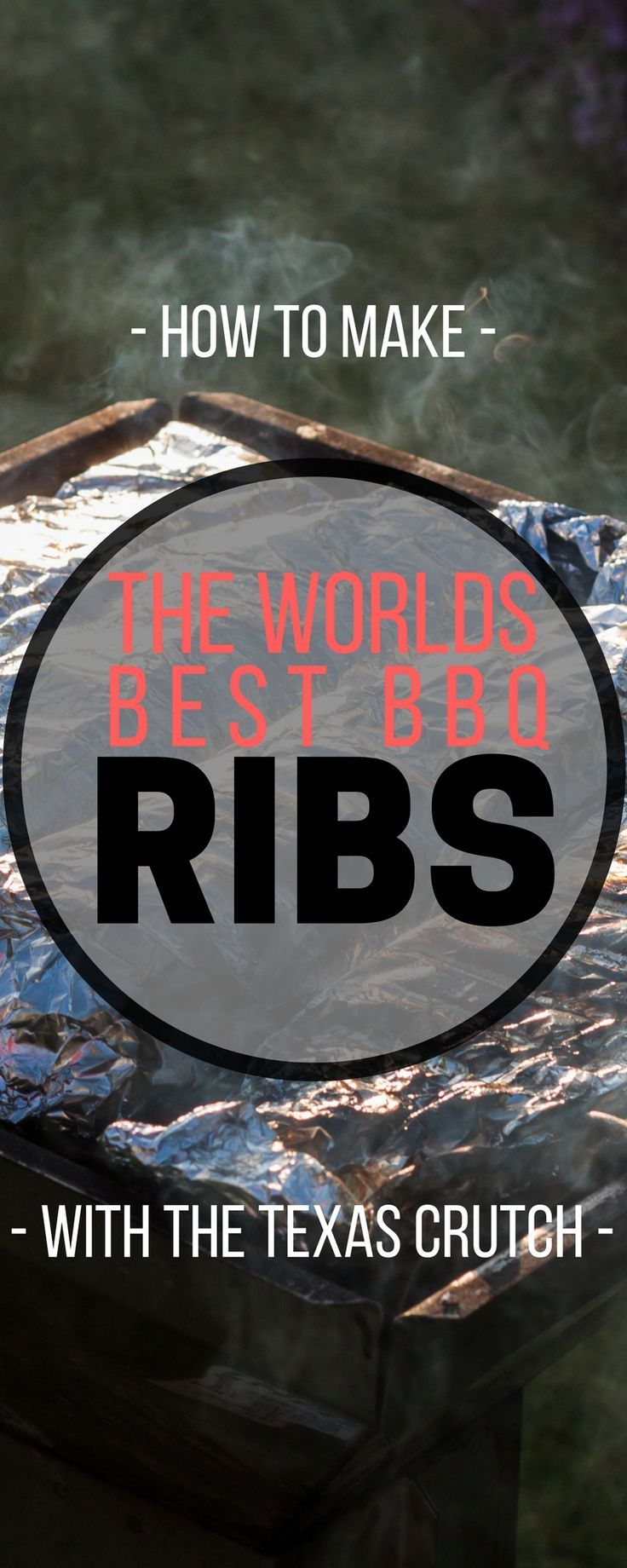 The best ribs recipe out there! The Texas Crutch method is a must! Gas BBQ Recipes | BBQ Ribs | Gas Barbecue Recipes | Gas Smoker Recipes | Gas Grill Recipes | Best Gas Grill Recipes | Best Gas Smoker Recipes | Best Gas BBQ Recipes | Pit Master |  Best Gas Barbecue Recipes | Best BBQ Food | BBQ Inspiration | Barbecue Inspiration | Grilling Inspiration | How To | Ribs | #bbq #barbecue #pitmaster #grilling #grill #ribs  #bbqribs #bbqlife